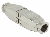 Delock Coupler for network cable Cat.6 STP toolfree