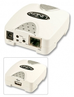 Lindy Print Server 1 x USB - 10/100Mbit/s