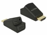 Delock Adapter HDMI-A male > VGA female with Audio