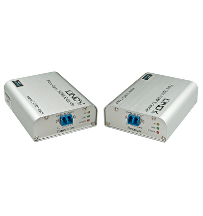300m/450m Fibre Optic HDMI 2.0 10.2G Extender