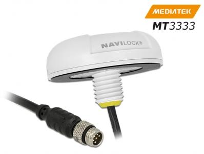 Navilock nl-82012u USB 2.0/multi gnss Udr empf/ã /¤ nger de U Blox Neo de m8u 4,5/m