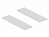 Delock Thermal Pad Set (2 pieces) 70 x 20 mm for M.2 modules