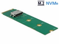 Delock M.2 Key M to 1 x OCuLink SFF-8612 Converter