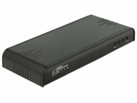 Delock Converter CVBS / YPbPr / VGA to HDMI with Scaler