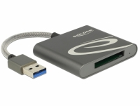 Delock USB 3.0 Card Reader for XQD 2.0 memory cards