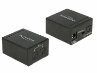 Delock TOSLINK Switch 2 x TOSLINK in to 1 x TOSLINK out
