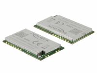 Delock IoT LoRa Radio Module 868 MHz 30 dBm TTL (3.3 V) SMT > MHF® I jack