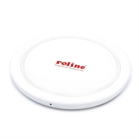ROLINE Wireless Charging Pad for Mobile Devices, 10W