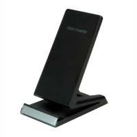 ROLINE Wireless Charging Stand for Mobile Devices, 10W