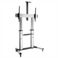 ROLINE LCD/TV Mobile Cart, up to 100 kg
