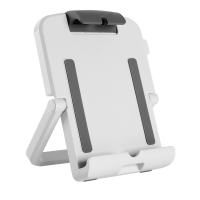 ROLINE Universal Tablet Holder, flexible, VESA compatible, white