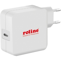 ROLINE USB Wall Charger, 1x Type C Port, 65W