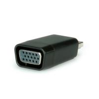 Secomp STANDARD Adapter, HDMI M - VGA F