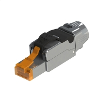 ROLINE Cat.8 Field Connector Plug RJ45