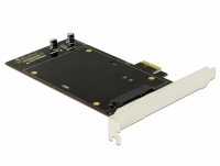 Delock PCI Express x1 Card for 2 x SATA HDD / SSD