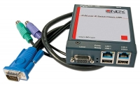 Lindy IP Access Switch Classic USB & PS2