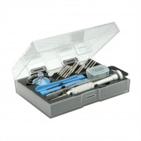 VALUE Laptop and Smartphone Repair Tool Kit, 24 Pieces
