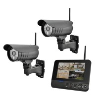 VALUE 4CH Digital Wireless Camera Set