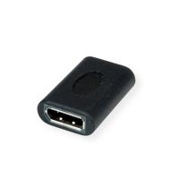 VALUE DisplayPort Adapter, DP - DP, F/F