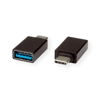ROLINE Adapter, USB 3.2 Gen 1, Type A - C, F/M