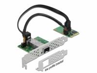 Delock Mini PCIe I/O PCIe full size 1 x SFP Gigabit LAN