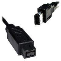 IEEE1394 Fire Wire kabelis 6/9pole 1.8m, Value