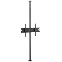 Lindy Single Display Ceiling to Floor Mount