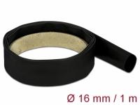 Delock Heat Shrink Tube 1 m x 16 mm black