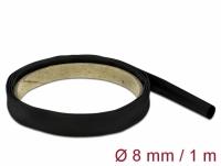 Delock Heat Shrink Tube 1 m x 8 mm black