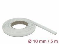 Delock Fiberglass Sleeving 5 m x 10 mm white