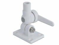 Delock Base for marine radio antenna with tilt joint ABS