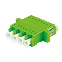 ROLINE Fibre Optic Adapter LC quadruple, Multimode, OM5, Z