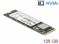 Delock M.2 SSD PCIe / NVMe Key M 2280 - 128 GB