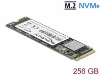 Delock M.2 SSD PCIe / NVMe Key M 2280 - 256 GB