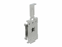 Delock DIN rail adapter
