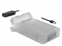 Delock USB Type-A to SATA Converter with 3.5″ Protection Cover
