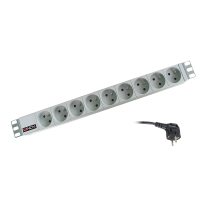 "Lindy 19"" IEC powerboard 9x, F"