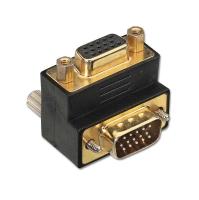 Lindy VGA angled adapter 90 degrees up