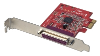 Lindy 1 Port Parallel Card, PCIe