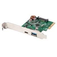 Lindy USB 3.1 Card 2 Port, PCIe