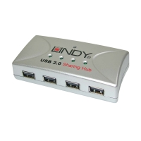 Lindy USB 2.0 Sharing Hub