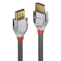 Lindy 1m High Speed HDMI Cable, Cromo Line