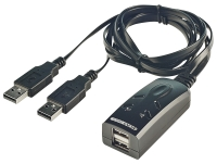 Lindy 2 Port USB KM Switch