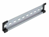 Delock DIN Rail 35 x 7.5 mm (25 cm) Steel