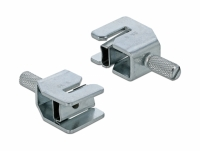 Delock Shield Clamp for Busbar - Cable diameter 3 - 8 mm