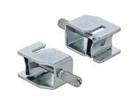 Delock Shield Clamp for Busbar - Cable diameter 3 - 14 mm