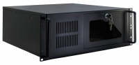 "VALUE 19"" Industrial Rack-Mount Server Chassis STD, black"
