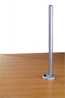 Lindy Desk Grommet Clamp Pole, 700mm