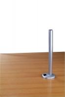 Lindy Desk Grommet Clamp Pole, 450mm