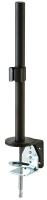 Lindy Desk Clamp Pole, Black, 400m